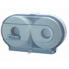 SANR4000TBL - Twin Jumbo Roll Bath Tissue Dispenser