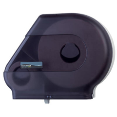 SANR6500TBK - Quantum® Roll Dispenser with Stub Roll Compartment