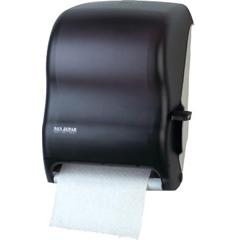 SANT1100TBK - Lever Roll Towel Dispenser
