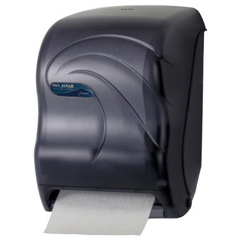 SANT1390TBK - Oceans® Tear-N-Dry Electronic Touchless Roll Towel Dispenser