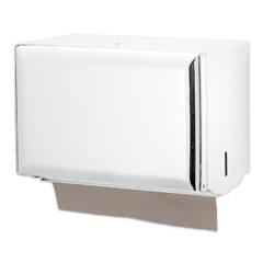 SANT1800WH - Singlefold Towel Dispensers