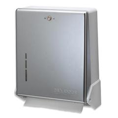 SANT1905XC - True Fold® Metal Front Cabinet Towel Dispenser