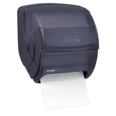 SANT850TBK - Integra® Lever Roll Towel Dispenser