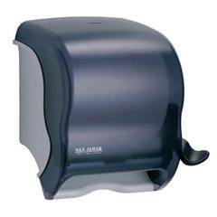 SANT950TBK - Element Lever Roll Towel Dispenser