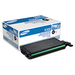 SASCLTK508S - Samsung CLTK508S Toner, 2,500 Page-Yield, Black