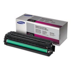 SASCLTM504S - Samsung CLTM504S Toner, 1800 Page-Yield, Magenta