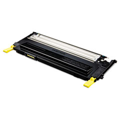 SASCLTY409S - Samsung CLTY409S Toner, 1000 Page-Yield, Yellow