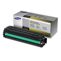 SASCLTY504S - Samsung CLTY504S Toner, 1800 Page-Yield, Yellow