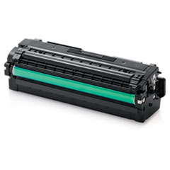 SASCLTY506L - Samsung CLTY506L Toner, 3500 Page-Yield, Yellow