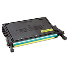 SASCLTY508L - Samsung CLTY508L (CLT-Y508L) High-Yield Toner, 4,000 Page-Yield, Yellow