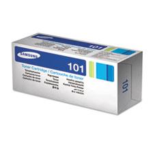 SASMLTD101S - Samsung MLTD101S Toner, 1,500 Page-Yield, Black