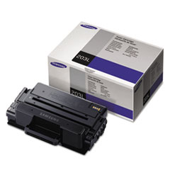 SASMLTD203L - Samsung MLTD203L High-Yield Toner, 5,000 Page-Yield, Black