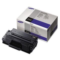 SASMLTD203S - Samsung MLTD203S Toner, 3,000 Page-Yield, Black
