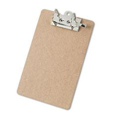 SAU05712 - Saunders 100% Recycled Hardboard Arch Clipboard
