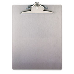 SAU22517 - Saunders Recycled Aluminum Clipboard with High-Capacity Clip