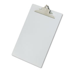 SAU22519 - Saunders Recycled Aluminum Clipboard with High-Capacity Clip