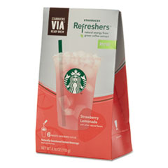SBK11036799 - Starbucks® VIA® Refreshers™ Instant Beverages
