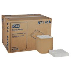 SCAN7141A - Tork® Universal Dinner Napkin, 1/4 Fold