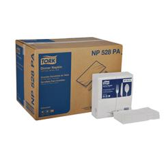 SCANP528PA - Tork® Advanced Soft Dinner Napkin, 1/8 Fold