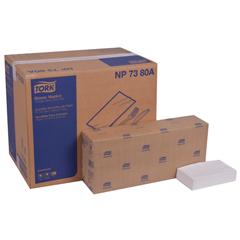 SCANP7380A - Tork® Advanced White Dinner Napkins