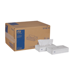 SCATF6810 - Tork Advanced Two-Ply Facial Tissue Flat Box