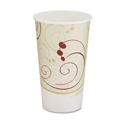 SCC316SMSYM - Solo Paper Hot Cups, 16 oz.
