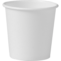 SCC374W-2050 - Solo Single Sided Poly Paper Hot Cups