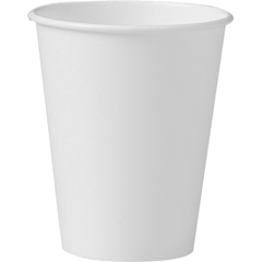 SCC378W-2050 - Solo Single Sided Poly Paper Hot Cups