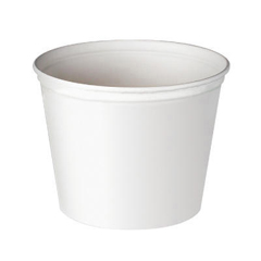 SCC3T1U - Solo Double Wrapped Paper Buckets