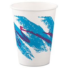 SCC412JZJ - Solo Jazz® Hot Paper Cups
