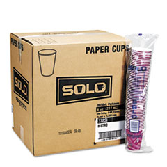 SCC412SIN - Solo Paper Hot Drink Cups, 12 oz.