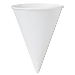 SCC42BR - Solo Bare™ Eco-Forward Paper Cone Water Cups