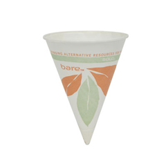 SCC42BRBB - Solo Bare™ Eco-Forward™ Paper Cone Water Cups