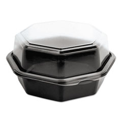 SCC862611PS94 - Solo OctaView® Hinged-Lid Cold Food Containers