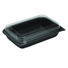 SCC919017-PM94 - Solo Hinged-Lid Dinner Box