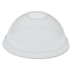 SCCDLR24 - Dart® Dome-Top Cold Cup Lids