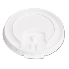 SCCDLX8R - Dart® Lift Back & Lock Tab Cup Lids For Trophy® Insulated Thin-Wall Foam Hot/Cold Cups