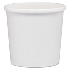 SCCH4125U - Solo Flexstyle® Double Poly Paper Containers
