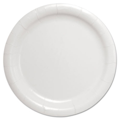 SCCHP9S - Dart® Bare® Eco-Forward® Clay-Coated Paper Dinnerware