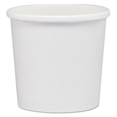 SCCHS4125WH - Dart® Flexstyle® Double Poly Paper Containers