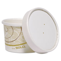 SCCKHB8ASYM - Solo Flexstyle® Double Poly Food Combo Packs