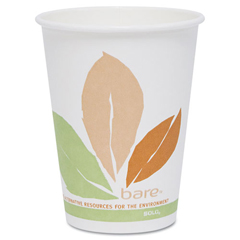SCCOF10PL - Solo Bare™ Paper Hot Cup, 10 oz.