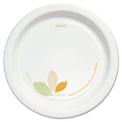 SCCOFMP9 - Dart® Bare® Eco-Forward® Clay-Coated Paper Dinnerware