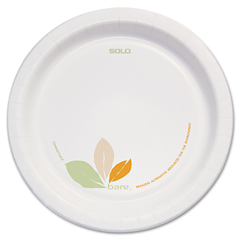 SCCOFMP9RJ7234 - Dart® Bare® Eco-Forward® Paper Dinnerware Perfect Pak®