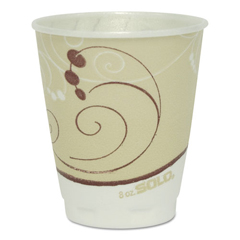 SCCOFX8NJ8002PK - SOLO® Cup Company Trophy® Plus™ Dual Temperature Insulated Cups in Symphony® Design