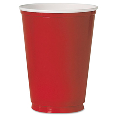 SCCPS10RCT - SOLO® Cup Company Party Plastic Cold Drink Cups