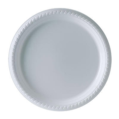 SCCPS15W - Solo Party Plastic Plates