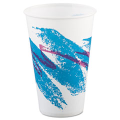 SCCR12NJ - Solo Jazz® Waxed Paper Cold Cups