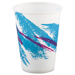 SCCR9NJ - Solo Jazz® Waxed Paper Cold Cups
