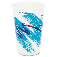 SCCRW16J - Solo Jazz® Waxed Paper Cold Cups